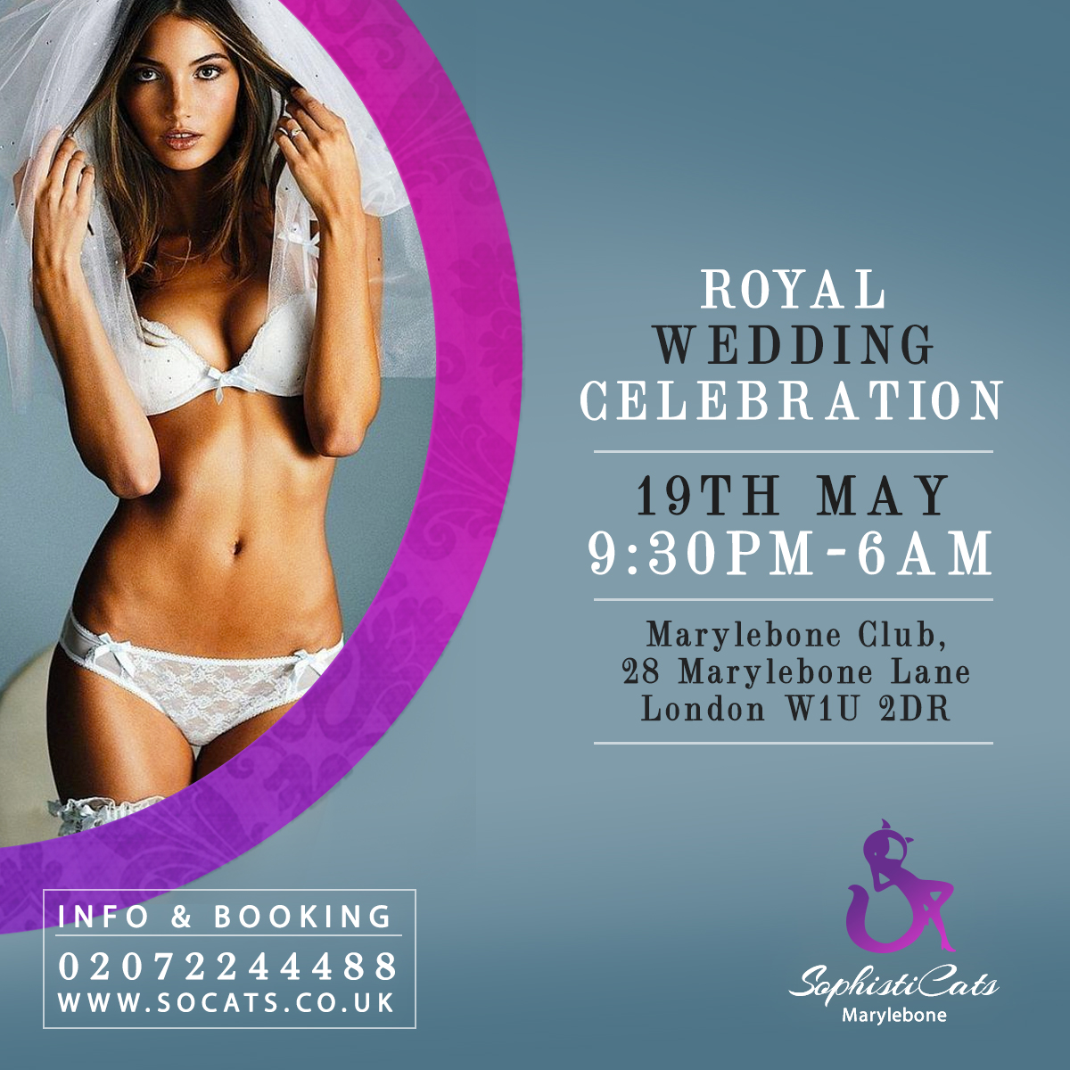 Royal-wedding_stripclub__london_marylebone