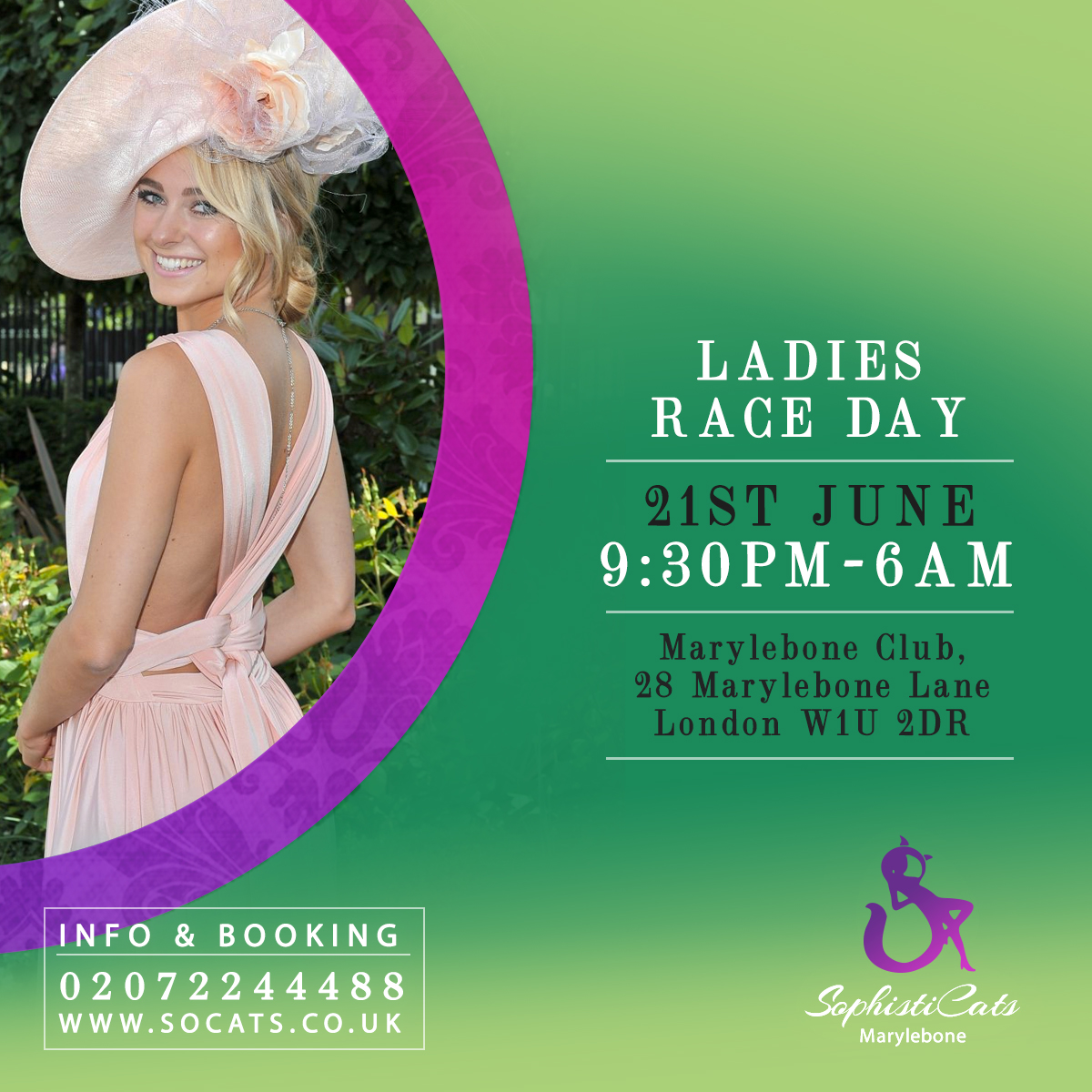 ladies-race-day-june_sophisticats_best_strip_club_london_2018_Maryl